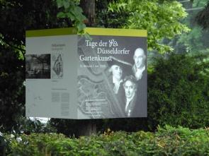»Tage der Düsseldorfer Gartenkunst«