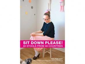 »sit down please«