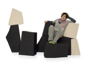 »build a sofa«